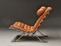 Ari Lounge Chair (1966) by Arne Norell