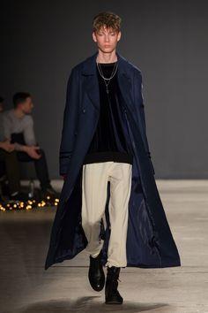 Ovadia & Sons | Menswear - Autumn 2017 | Look 33