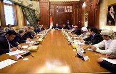 اخبار اليمن اليوم الأحد 6/11/2016 الرئيس هادي : خارطة المبعوث الاممي تضمنت حلولا مجزئة ومفخخة