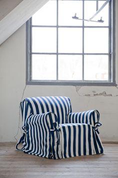 Instant Update Bemz IKEA Furniture Covers Furniture Striped