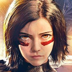 Alita: Battle Angel is a movie starring Rosa Salazar, Christoph Waltz, and Jennifer Connelly. A deactivated female cyborg is revived, but cannot remember anything of her past life and goes on a quest to find out who she is. Lady Bug, Alita Movie, Female Cyborg, Angel Movie, Battle Angel Alita, Christoph Waltz, Jennifer Connelly, Fantasy Movies, Popular Movies