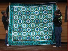smith mountain pattern from bonnie hunter at quiltville