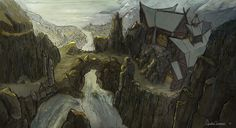 Viking town by AndreLammers.deviantart.com on @DeviantArt