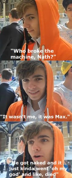 I just cant even.... The Photobooth is part of the TWfanmily =D