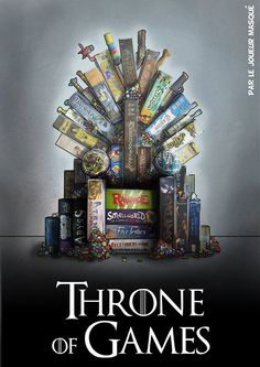"""Throne of Games . are coming ! Tabletop Games, Just The Way, Funny Art, Board Games, Game Of Thrones, Seasons, Pure Products, Twitter, Awesome"