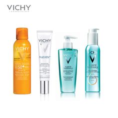 Enter to win a Vichy prize pack! Canadian Contests, Visa Gift Card, 10th Birthday, All Things Beauty, Maid Of Honor, Personal Care, Skin Care, Bottle, Free Contests