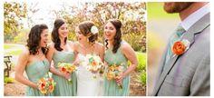 DC Real Wedding - Bergerons Flowers - Bergerons Event Florist Blog #weddingfloral #DCweddings  #weddingbouquet #boutonniere