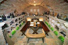 Have my own wine tasting room