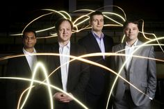 PureLiFi scores 7M Series B to commercialize pulsating light-based Wi-FI alternative PureLifi the University of Edinburgh spin out that is developing what it calls LiFi technology an alternative to Wi-Fi that uses modulating LED light as a way of sending data from one LiFi-equipped device to another has raised just over 7 million in Series B funding. Leading the round is Singapores state-owned investment firm Temasek while the startup says the new capital will be used to begin…