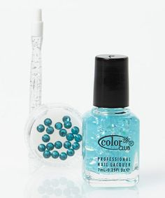 Take a look at this Sagittarius Zodiac Nail Art Set by Color Club on #zulily today!