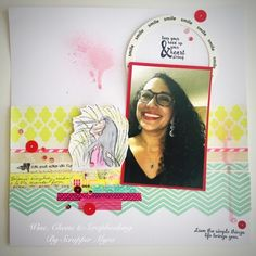 Wine, Cheese and Scrapbooking: A self Reminder