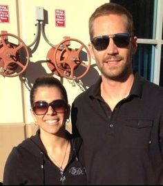 Paul Walker at ROWW event on November 30, 2013/One of his last pics :(