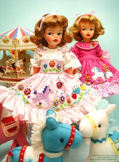 I still have my Tammy Doll :-) I wish I would have had these outfits for her!!
