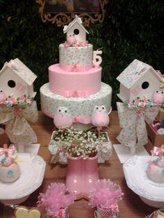 COISINHAS DA ANA: Tema corujinha para decoração de aniversário