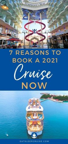 While we always think it is a good time to book a cruise, it is the perfect season for planning your cruise for next year. See why with our 7 reasons to book a cruise for 2021 NOW! #cruise #cruisetips #cruiseplanning #eatsleepcruise Top Cruise, Best Cruise, Cruise Port, Cruise Travel, Cruise Vacation, Vacations, Cruise Excursions, Cruise Destinations, Packing List For Cruise