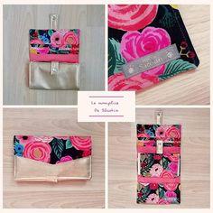 Atelier Rieule sur Instagram: Le Complice de Sacôtin Le portefeuille idéal à mettre dans tous les sacs à main 😉 J'aime particulièrement la combinaison du tissu fleuri…