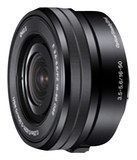 Sony - 16-50mm f/3.5-5.6 Retractable Zoom Lens for Most NEX E-Mount Cameras