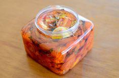 receita de tomate cereja assado com alho e tomilho