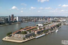 Het Noordereiland in Rotterdam