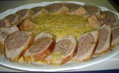 Un piatto a base di Carne dal #Piemonte: Saccoccia di Vitello Ripiena. Stasera lo cuciniamo! http://bit.ly/1gZPPYC