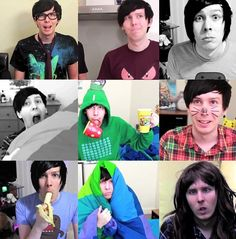 Phil Lester amazingphil YouTube