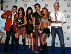 Premios Juventud 2007 - HQ! - RBD Fotos Rebelde | Maite Perroni, Alfonso Herrera, Christian Chávez, Anahí, Christopher Uckermann e Dulce Maria
