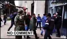 O acțiune antiguvernamentală pornită inclusiv împotriva lui Igor Dodon, o manifestare inițiată de către veteranii de pe Nistru, a oferit scena zilei astăzi în Republica Moldova.  Unul dintre veteranii de pe Nistru, Vasile Sinigur, cunoscut și pentru alte acțiuni publice antisovietice, a venit la clădirea Guvernului Republicii Moldova fluturând deasupra capului un buzdugan masiv și făcâandu-și loc cu el până la ușile de sticlă de la intrarea în clădirea guvernamentală. Acolo, cu toată… Republica Moldova, Fictional Characters, Fantasy Characters