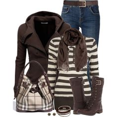 """Boots With Buckles"" by immacherry on Polyvore"