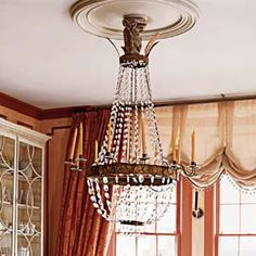 Southern Chandelier
