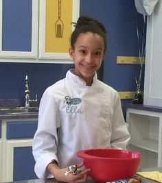 Very Exciting one of our Patients in Covington is going to be on Chopped Junior! We are so proud of you Ella!!! Can't wait to see you on November 8th 2016 at 7pm on the Food Network!