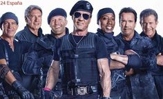 Stallone y Schwarzenegger renuncian a la cuarta parte de 'Los mercenarios'