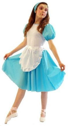 BUDGET Alice in Wonderland Childrens Fancy Dress costume Perfect for World Book day or Dressing up  sc 1 st  Pinterest & Looney Tunes - Daffy Duck Supreme Edition Adult Costume | Halloween ...