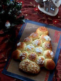 Roscón Arbol de Navidad