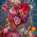 david lachapelle's earth laughs in flowers