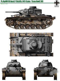 PzKpfw III Ausf.F