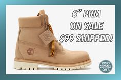 d96df0223c06 Timberland 6 Inch PRM on sale for  99 shipped