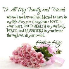 My Friends & Family