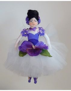 Pansy Dancer - Gladys Boalt