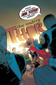 MIGHTY THOR #10