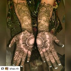 #followus@hennafamily #hennafamily  #Repost @shaz.nh  Bridal henna on beautiful @nas2206  #henna #mendhi #mendi #bridalhenna #wedding #asianwedding #freestyle #art #tattoo #hennatattoo #bride #wonderfulbride