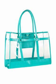HM - Clear beach bag