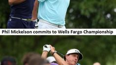 Committing to play at the Wells Fargo Championship, popular PGA Tour player, Phil Mickelson will be making his appearance at the tournament, which will run April 6 at the Quail Hollow C… Pga Tour Players, Golf Etiquette, Golf Putting Tips, Muscle Imbalance, Phil Mickelson, Golf Photography, Golf Instruction, Golf Tips For Beginners, Golf Exercises