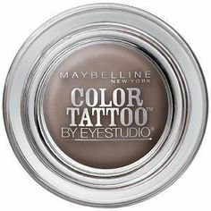 Buy Maybelline Eye Studio Color Tattoo 24Hr Eyeshadow, Tough As Taupe with free shipping on orders over $35, low prices & product reviews | drugstore.com