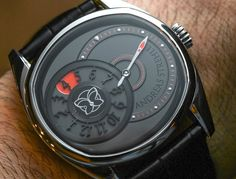 Andreas Strehler Time Shadow Watch Hands-On