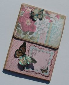 File Folder Mini Album Style 5. Love anything made by Clare! Super talented! Alloverthat