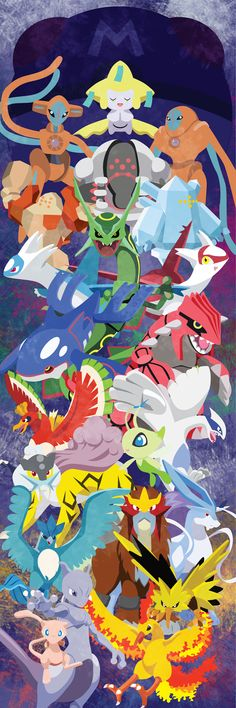 Three Generations of Legends by m-dugarchomp.deviantart.com on @DeviantArt