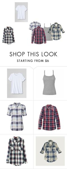 """not done"" by xxinssanemagicxx on Polyvore featuring Lands' End, Ally Fashion, Equipment, Tommy Hilfiger, Relaxfeel and Abercrombie & Fitch"
