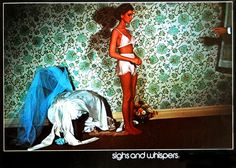 GUY BOURDIN'S SIGHS AND WHISPERS BLOOMINGDALES CATALOG (DEBBIE DICKINSON)