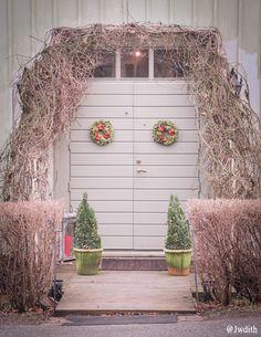 Entrance, front door idea. Puerta de entrada, casa. Vintage.