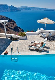 Grace Hotel, Santorini, Greece - Travelers Feed
